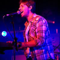 Dykeenies performing live at Summer Sundae 2009, De Montfort Hall, Leicester, 2009-08-16