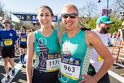 BAA 5K road race Oiselle Joanna Casey Oiselle runner