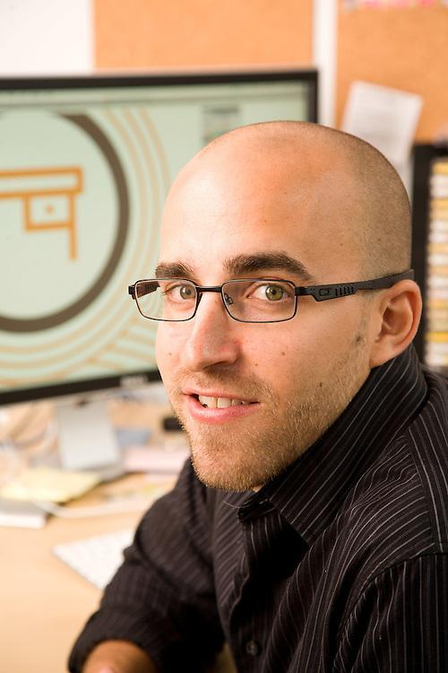 Kevin Mignogno Thoroughbrand graphic designer