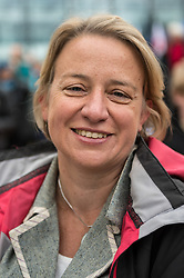 Natalie Bennett Leader of the Green Party, The Diggers' Festival Wigan, 2013