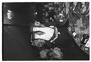 HEIDI NIXON, TIM ROBERTSON, RIOTS BALL, Shotover Park, 1 May 1987