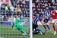 Rotherham United v Sheffield Wednesday 160219
