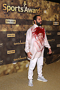Musiker Adel Tawil, Showact bei der Verleihung der Sports Awards am 15. Dezember 2019 in den SRF-Studios im Zürcher Leutschenbach.