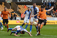 Wolverhampton Wanderers v Blackburn Rovers 090416