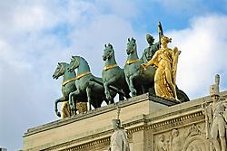 Near Le Louvre