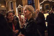 ANNA WEBBER, The Walter Scott Prize for Historical Fiction 2015 - The Duke of Buccleuch hosts party to for the shortlist announcement. <br /> The winner is announced at the Borders Book Festival in Scotland in June.John Murray's Historic Rooms, 50 Albemarle Street, London, 24 March 2015.