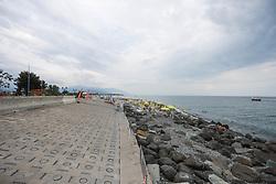 June 16, 2018 - Sochi, Rússia - SOCHI, SC - 16.06.2018: GENERAL PHOTOS SOCHI 2018 - Local beaches in Sochi in Russia. (Credit Image: © Ricardo Moreira/Fotoarena via ZUMA Press)