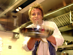 Jamie Oliver's restaurant group has gone into administration - 21 May 2019