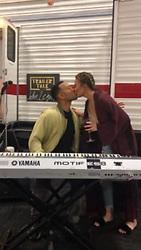 "Chrissy Teigen releases a photo on Instagram with the following caption: ""this is my first igtv. what a special day."". Photo Credit: Instagram *** No USA Distribution *** For Editorial Use Only *** Not to be Published in Books or Photo Books ***  Please note: Fees charged by the agency are for the agency's services only, and do not, nor are they intended to, convey to the user any ownership of Copyright or License in the material. The agency does not claim any ownership including but not limited to Copyright or License in the attached material. By publishing this material you expressly agree to indemnify and to hold the agency and its directors, shareholders and employees harmless from any loss, claims, damages, demands, expenses (including legal fees), or any causes of action or allegation against the agency arising out of or connected in any way with publication of the material."
