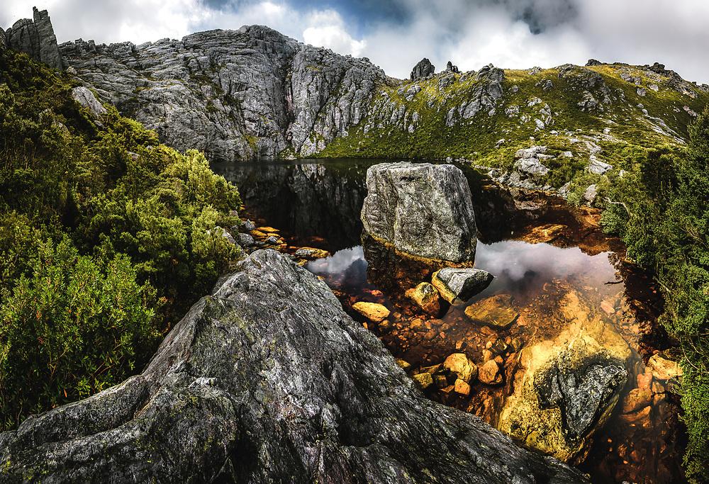 Western Arthurs Range, Tasmania