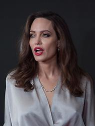 November 5, 2017 - Beverly Hills, California, United States of America - Angelina Jolie at the 21st Annual Hollywood Film Awards at The Beverly Hilton Hotel in Beverly Hills, California on Sunday November 5, 2017. JAVIER ROJAS/PI (Credit Image: © Prensa Internacional via ZUMA Wire)