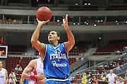 Danzica - Polonia 05 Agosto 2012 - TORNEO INTERNAZIONALE SOPOT CUP - Polonia Italia<br /> Nella Foto : PIETRO ARADORI<br /> Foto Ciamillo