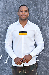 Reggie Yates attending the premiere of Yardie at the BFI Southbank, London. Picture date: Tuesday August 21st, 2018. Photo credit should read: Matt Crossick/ EMPICS Entertainment.