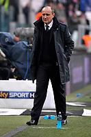 Delio Rossi Sampdoria .Calcio Juventus vs Sampdoria.Serie A - Torino 06/1/2013 Juventus Stadium .Football Calcio 2012/2013.Foto Federico Tardito Insidefoto.