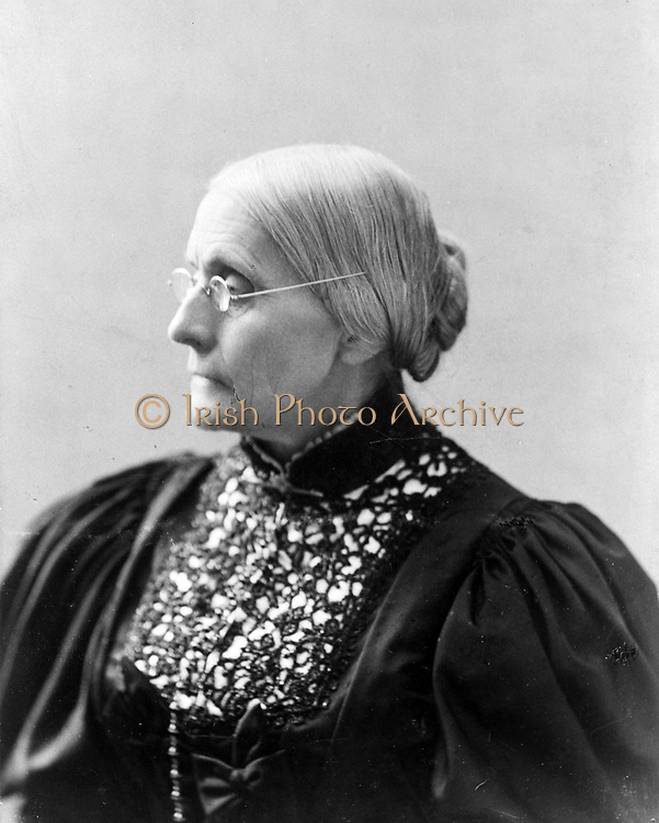 Susan B. Anthony 1890.