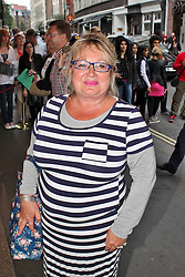 © London News Pictures. 18/06/2013. London, UK. Nicola Duffett at The Cripple of Inishmaan - Press Night. Photo credit: Brett D. Cove/LNP