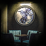 Interno di un cocktail bar<br /> <br /> inner of a cocktail bar