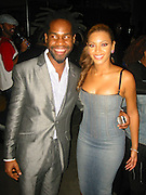 Unick & Beyonce of Destiny's Child.2001 Billboard Awards.MGM Arena.Las Vegas, NV, USA.December 04, 2001.Photo by Antoine Desert/ Celebrityvibe.com..
