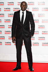 © Licensed to London News Pictures. 18/10/2016. TREVOR NELSON attends the Variety Showbiz Awards at the Hilton Park Lane Hotel. London, UK. Photo credit: Ray Tang/LNP