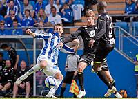 Fotball, <br /> 19.06.2011 , <br /> Tippeligaen  ,<br /> Eliteserien ,<br /> Molde - Sogndal 0-2,<br /> Aker stadion ,  <br /> Magnus wollf eikrem - molde<br /> Ahyee Aye Elvis<br /> <br /> <br /> <br /> Foto: Richard brevik , Digitalsport
