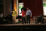 M.P. Lembit Opik M.P. Stephen Pound and  Nigel Evans M.P. Parliamentary Variety Show in aid of Macmillan Cancer Support.  , St. Johns, Smith Square, London, 1 February 2007.  -DO NOT ARCHIVE-© Copyright Photograph by Dafydd Jones. 248 Clapham Rd. London SW9 0PZ. Tel 0207 820 0771. www.dafjones.com.