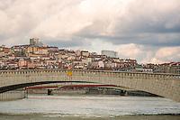 Lyon les pentes de la Croix Rousse