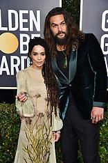 77th Golden Globe Awards - LA - Arrivals - 5 Jan 2020