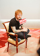SHANGHAI, CHINA - MARCH 07: (CHINA OUT) <br /> <br /> Ed Sheeran Live In Shanghai<br /> <br /> Singer Ed Sheeran attends his live concert at the Mercedes Benz Arena on March 7, 2015 in Shanghai, China. <br /> ©Exclusivepix Media