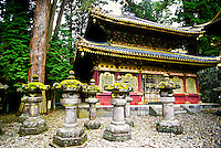 Tosho-gu Shrine, Nikko, Japan