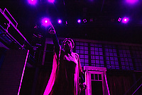 Ghost the Musical with Winnipesaukee Playhouse.  Karen Bobotas for the Laconia Daily Sun
