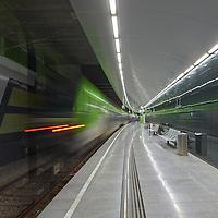 Train Stations Wien-Mitte & Vienna Airport