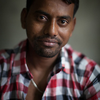 Muhammed Hanif lives with his family in the Outfall Slum in Dhaka, Bangladesh. He is a rubbish collector. North American aid group World Renew supports them through local organisation SATHI.