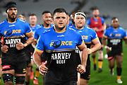 Santiago Medrano.<br /> Blues v Force, Sky Super Rugby Trans-Tasman. Eden Park, Auckland. New Zealand. Saturday 12 June 2021. © Copyright Photo: Andrew Cornaga / www.photosport.nz