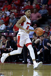 05 November 2017:  William Tinsley during a Lewis College Flyers and Illinois State Redbirds in Redbird Arena, Normal IL
