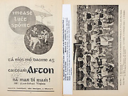 All Ireland Senior Hurling Championship Final,.Programme,.04.09.1955, 09.04.1955, 4th September 1955,.Galway 2-8, Wexford 3-13,.Minor Galway v Tipperary, .Senior Galway v Wexford,.Croke Park,..Advertisements, Afton Cigarettes,.
