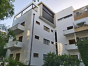 Benjamin Barasch House a residential building at 67 Shlomo Hamelech street, Tel Aviv was designed by Carl Rubin in 1935. Bauhaus Architecture in Tel Aviv White City. The White City refers to a collection of over 4,000 buildings built in the Bauhaus or International Style in Tel Aviv from the 1930s by German Jewish architects who emigrated to the British Mandate of Palestine after the rise of the Nazis. Tel Aviv has the largest number of buildings in the Bauhaus/International Style of any city in the world. Preservation, documentation, and exhibitions have brought attention to Tel Aviv's collection of 1930s architecture.