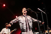 August 11, 2016- Brooklyn, New York-United States: Recording Artist Jamie Lidell performs at Benefit Concert for BRIC Celebrate Brooklyn in Brooklyn's Prospect Park on August 11, 2016 in Brooklyn, New York. BRIC is the leading presenter of free cultural programming in Brooklyn, and one of the largest in New York City.  (Terrence Jennings/terrencejennings.com)