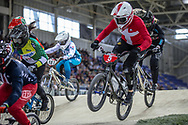 #5 (CHRISTENSEN Simone Tetsche) DEN at Round 2 of the 2019 UCI BMX Supercross World Cup in Manchester, Great Britain