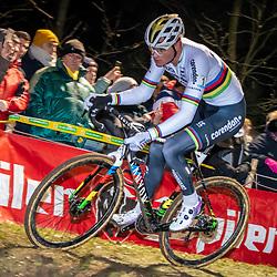 2019-12-29: Cycling: Superprestige: Diegem: Mathieu unstoppable in Diegem