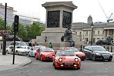 JUN 18 2014 Porsche Rally for Help for Heroes
