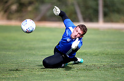 Adam Smith of Bristol Rovers in action as Bristol Rovers train on their first day in Portugal - Mandatory by-line: Robbie Stephenson/JMP - 18/07/2017 - FOOTBALL - Colina Verde Golf & Sports Resort - Moncarapacho, England - Sky Bet League One