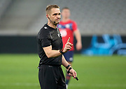 Referee Craig Pawson of England during the UEFA Europa League, Group H football match between Lille OSC and AC Milan on November 26, 2020 at Pierre Mauroy stadium in Villeneuve-d'Ascq near Lille, France - Photo Jean Catuffe / ProSportsImages / DPPI
