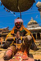 Patan (Lalitpur), Kathmandu Valley, Nepal.