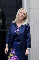 © Licensed to London News Pictures. 07/10/2013. London, UK. Conservative MP Esther McVey, the new Minister of State (Employment), is seen on Downing Street in London today (07/10/2013) during a ministerial reshuffle. Photo credit: Matt Cetti-Roberts/LNP