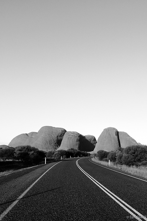 Olgas, Katja Tjuta, Uluru National Park, Northern Territory, Australia, Oceania