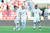 Deception France - Antoine GRIEZMANN - 13.06.2015 - Albanie / France - Match Amical - Tirana<br />Photo : Dave Winter / Icon Sport