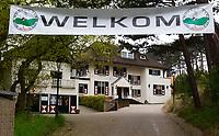 WASSENAAR - Clubhuis Haagsche GC. Copyright Koen Suyk.