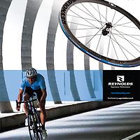 Reynolds wheels campaign. Rider James Brickell.