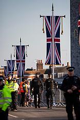 Royal Wedding Atmosphere - 19 May 2018