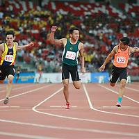 B Div Boys 100m